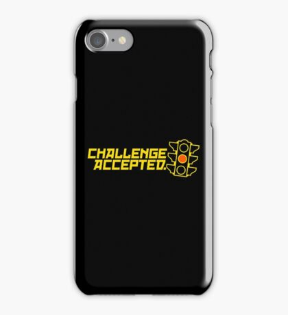 Challenge Accepted (6) iPhone Case/Skin