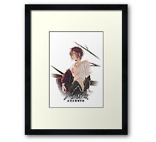 yato in the trees Framed Print