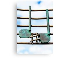 Metal Music Canvas Print