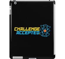 Challenge Accepted (7) iPad Case/Skin