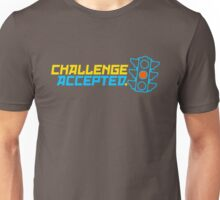 Challenge Accepted (7) Unisex T-Shirt