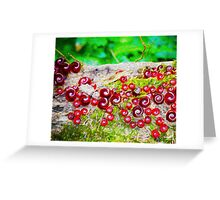 The Berry Tree Greeting Card
