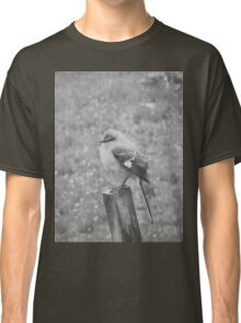 The Bird Black and White Classic T-Shirt