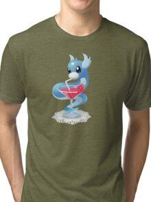 Raspberry Martini Tri-blend T-Shirt