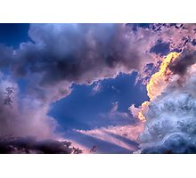 Arches In The Sky Photographic Print