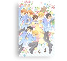 Ouran High School Host Club - ZZz... Canvas Print