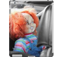 Backseat Driver iPad Case/Skin
