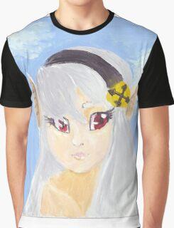 Female Corrin Fire Emblem Fates Graphic T-Shirt