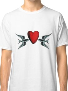 Loyalty and Love Classic T-Shirt