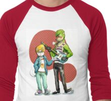 dem bois Men's Baseball ¾ T-Shirt