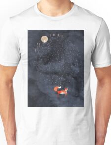 Fox Dream Unisex T-Shirt