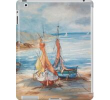 ENSEADA / HARBOR  iPad Case/Skin