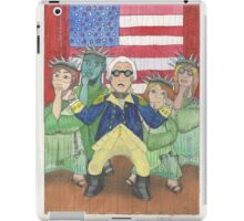 Mother Father USA iPad Case/Skin