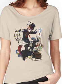 the puppeteer and ciel!  Women's Relaxed Fit T-Shirt