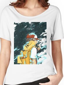 Pokemon-Thank You for 20 Years! Women's Relaxed Fit T-Shirt