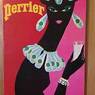 Vintage Perrier Water by Bernard Villemot...no products for sale by Diane Arndt