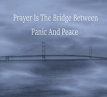 Peace Through Prayer by Marie Sharp