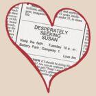 Desperately Seeking Susan by Ged J