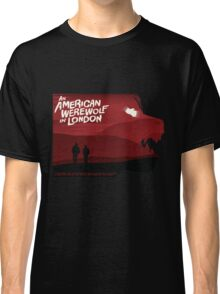 An American Werewolf in London Classic T-Shirt