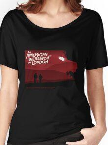 An American Werewolf in London Women's Relaxed Fit T-Shirt