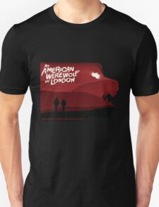 An American Werewolf in London Unisex T-Shirt