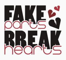 Fake parts – Break hearts (1) by PlanDesigner