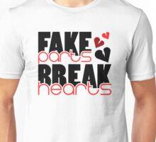Fake parts – Break hearts (1) Unisex T-Shirt