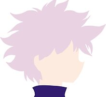Simplistic Killua (Hunter x Hunter) by BK4REVENGE