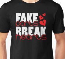 Fake parts – Break hearts (2) Unisex T-Shirt