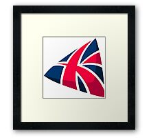 British 578 Framed Print