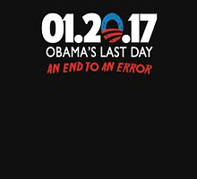 Obama's Last Day in Office Unisex T-Shirt