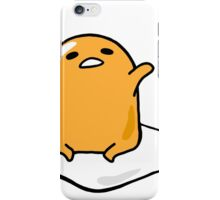 Hey Gudetama  iPhone Case/Skin