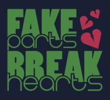 Fake parts – Break hearts (3) by PlanDesigner