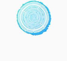 Douglas Fir – Blue Ombré Unisex T-Shirt