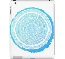 Douglas Fir – Blue Ombré iPad Case/Skin