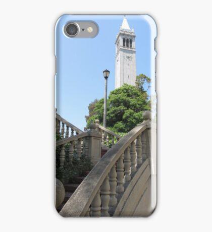 Sather Tower, Berkeley iPhone Case/Skin
