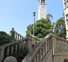 Sather Tower, Berkeley by ahlasny