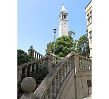 Sather Tower, Berkeley Photographic Print