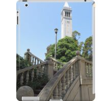 Sather Tower, Berkeley iPad Case/Skin