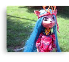 Isi Dawndancer Monster High ♥ Canvas Print
