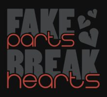 Fake parts – Break hearts (5) by PlanDesigner