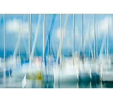 At The Quay Photographic Print