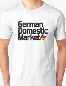 German Domestic Market (1) T-Shirt