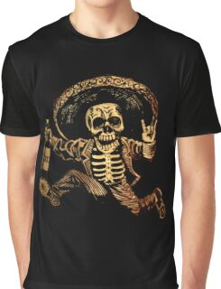 Day of the Dead Posada Graphic T-Shirt