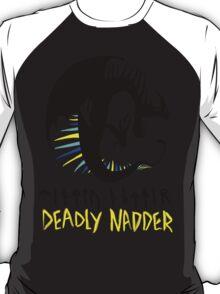 DEADLY NADDER - Sharp Class Symbol T-Shirt
