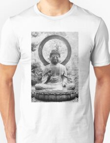 The Buddha, Statue Unisex T-Shirt