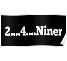 Tommy Boy Quote - Chris Farley - 2...4...Niner... Poster