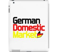 German Domestic Market (2) iPad Case/Skin
