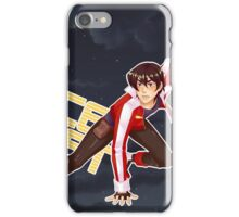 Keith Voltron 1 iPhone Case/Skin