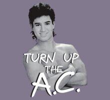 Turn Up the A.C. 2 Kids Tee